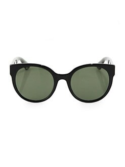 ca7d190d0c8f Product image. QUICK VIEW. Gucci. 54MM Glitter Round Sunglasses