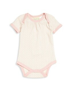 ec2f52a2a Product image. QUICK VIEW. Sapling. Baby Girl's Organic Cotton Bodysuit