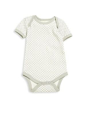 Giles Jones Baby Girls Organic Cotton Infant Rompers Suit Bees Bunny