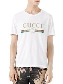 31948db6 QUICK VIEW. Gucci. Oversized Washed T-Shirt ...