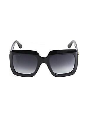 fa96ad989f Gucci - 54MM Oversized Square Sunglasses