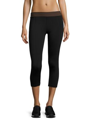 Nusa Cropped Leggings by Olympia