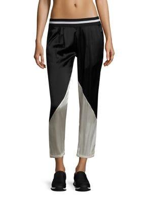 Alea Silk Pants by Olympia