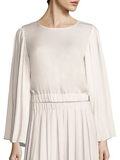 073438ce0d0 QUICK VIEW. Elizabeth and James. Ava Pleated Sleeve Top