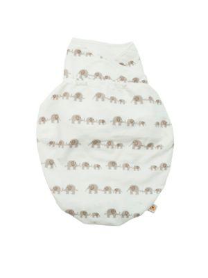 Ergobaby Baby S Elephant Swaddler