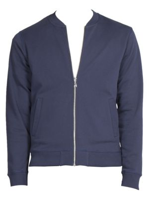 Kenzo Graphic Print Zip Up Jacket