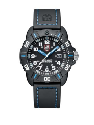 Luminox Sea Coronado Rubber Strap Watch