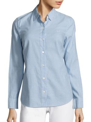 Oxford Stripe Button Down Shirt by Vineyard Vines