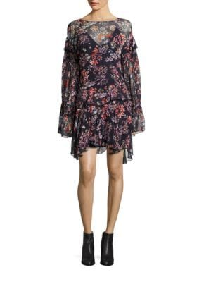 Buy IRO Averen Floral Dress online with Australia wide shipping