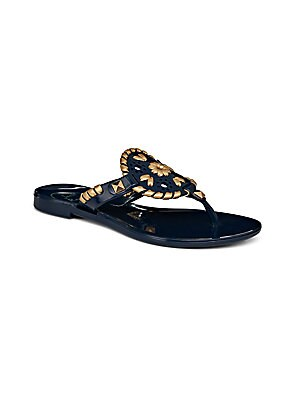 09bd2e33c599 Jack Rogers - Toddler s   Kid s Miss Georgica Jelly Sandals