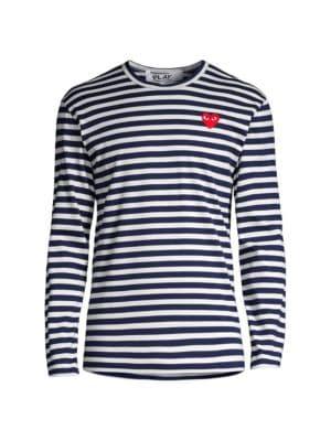 Long Sleeve Striped T Shirt