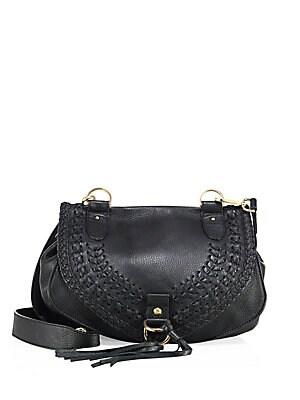 4b460f63ca2f See by Chloé - Collins Leather Saddle Bag - saks.com