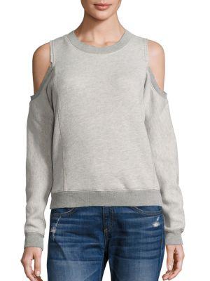 Maia Cold-Shoulder Sweatshirt by n:Philanthropy