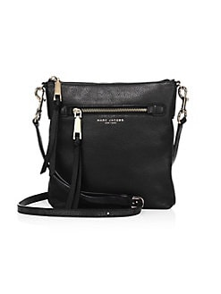 c81cb09703 QUICK VIEW. Marc Jacobs. Pebbled Leather Crossbody