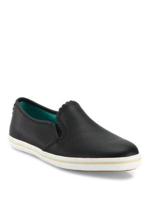 Jack Rogers Bennett Leather Skate Sneakers