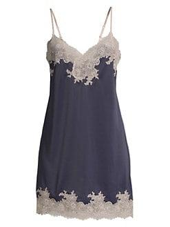 26cb600447 QUICK VIEW. Natori. Enchant Floral Lace Chemise