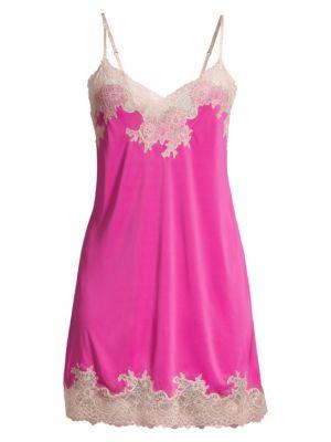 Natori Tops Enchant Floral Lace Chemise