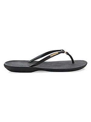 5bfca3c4488e Havaianas - Slim Metallic Flip Flops - saks.com