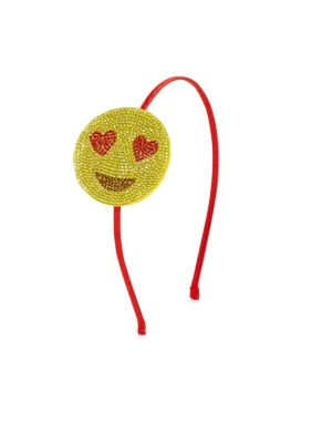 Kids Heart Emoji Headband