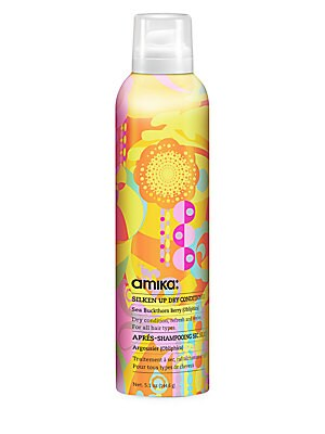 Image of A refreshing, anti-static dry conditioner that detangles, protects, and nourishes hair. 5.1 oz. Made in United States. Cosmetics - Haircare. Amika.