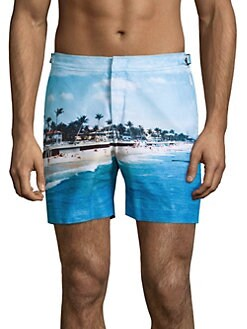 5ef8929ef8 QUICK VIEW. Orlebar Brown. Bulldog Photographic Swim Trunks