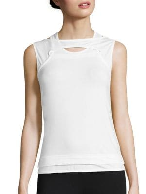 Nomadic Two-Layered Tank by Y-3
