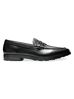 9ae60ea17b3 Cole Haan. Dress Revolution Hamilton Grand Leather Penny Loafers