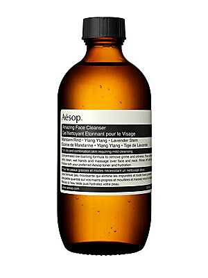 Image of Aesop Amazing Face Cleanser - Size 3.4 Oz. For sale at Saks Fifth Avenue department store.