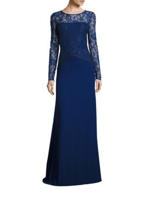 Buy St. John Floral Lace Gown online with Australia wide shipping