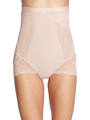 ff49fac2e28 Spanx - Plus OnCore High-Waisted Mid-Thigh Shaper Shorts - saks.com