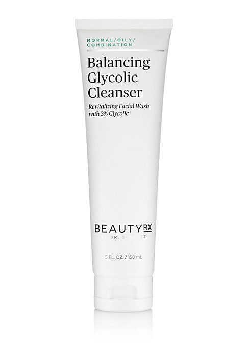 Image of Formulated with glycolic to brighten while balancing the skin. Wash away dirt and dissolve excess oil, without over-drying. Foam cleanser optimally balance your skin's water and oil. Removes makeup and other impediments to your treatment products. 5 oz. M