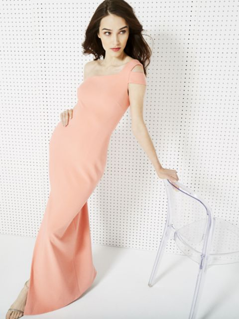 Likely Maxson One-Shoulder Gown | SaksFifthAvenue