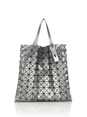 e0e250512dff ... Bao Bao Issey Miyake Prism Basic Tote In Silver best service aa88a  40324 ...
