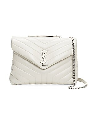 b686a52bb1c Saint Laurent - Medium Loulou Matelassé Leather Shoulder Bag - saks.com