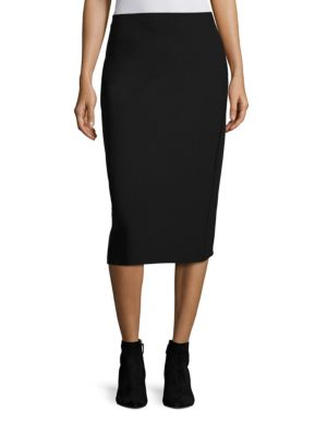 The Row Pencil skirts Essentials Rabina Scuba Pencil Skirt