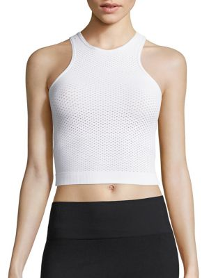 Bodycon Cropped Tank by Phat Buddha