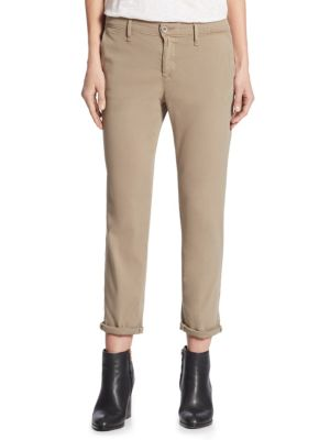 Caden Rollled Twill Pants by AG
