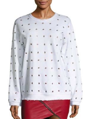 Beal Cotton Pullover by RtA