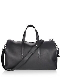 8ab4764a0c Product image. QUICK VIEW. Salvatore Ferragamo. Float Weekender Nero Duffle  Bag