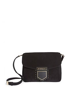 Givenchy Nobile Small Studded Suede Shoulder Bag 67d6678a50df6