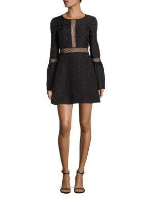 Buy ZAC Zac Posen Bell Sleeve Lace Dress online with Australia wide shipping