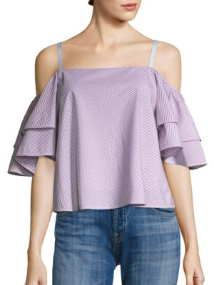 Doreen Off-the-Shoulder Cami Top by Prose & Poetry