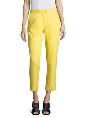Skinny Cropped Needle Pants by 3.1 Phillip Lim