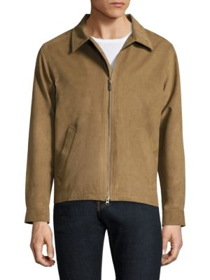 RAINFOREST Stephens Micros Jacket in Wheat