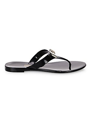 a1feedb59569 Salvatore Ferragamo - Farelia Jelly Thong Sandals - saks.com