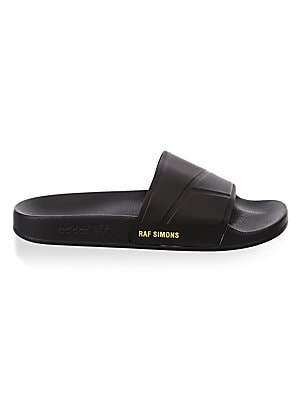 a464bd2314e Bally - Bally X Swizz Beatz Slanter Canvas Slides - saks.com