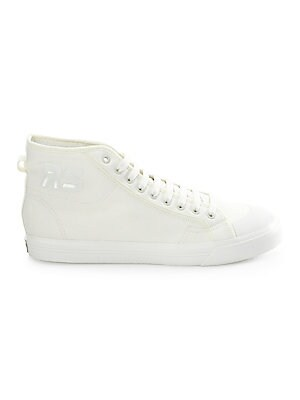 0b80671337225d adidas by Raf Simons - Spirit Canvas High-Top Sneakers - saks.com