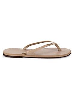 6ef26f602 Havaianas. Slim Metallic Flip Flops
