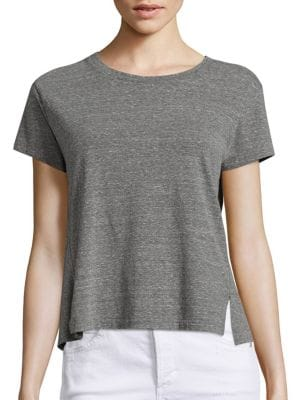Essential Twist Short Sleeve T-Shirt by AMO