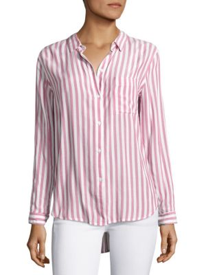 Aly Striped Shirt by Rails